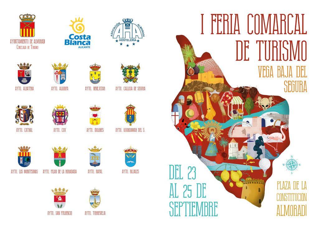 Diptico Feria Turismo Comarcal