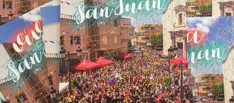 Fiestas en Catral San Juan 2017