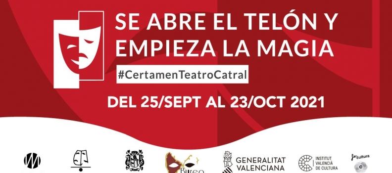 IX certamen de teatro amateur Villa de Catral 2021