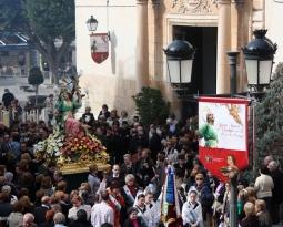 Catral se prepara para celebrar Santa Águeda