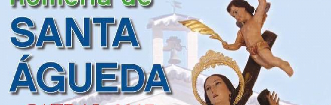 Santa Águeda – Calendario de Romerías 2017