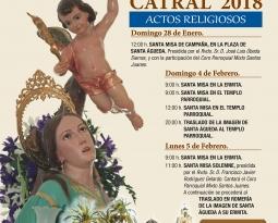 Santa Águeda – Calendario de Romerías 2018
