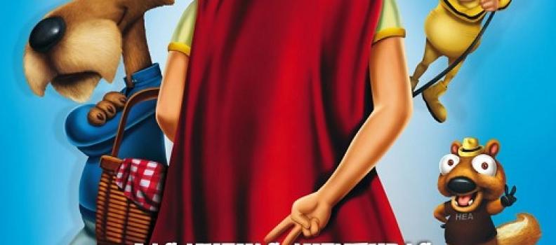 Cine en Familia el Domingo 9 de Enero